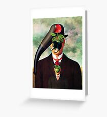 This is Not an Anteater - Memory Loss. Greeting Card