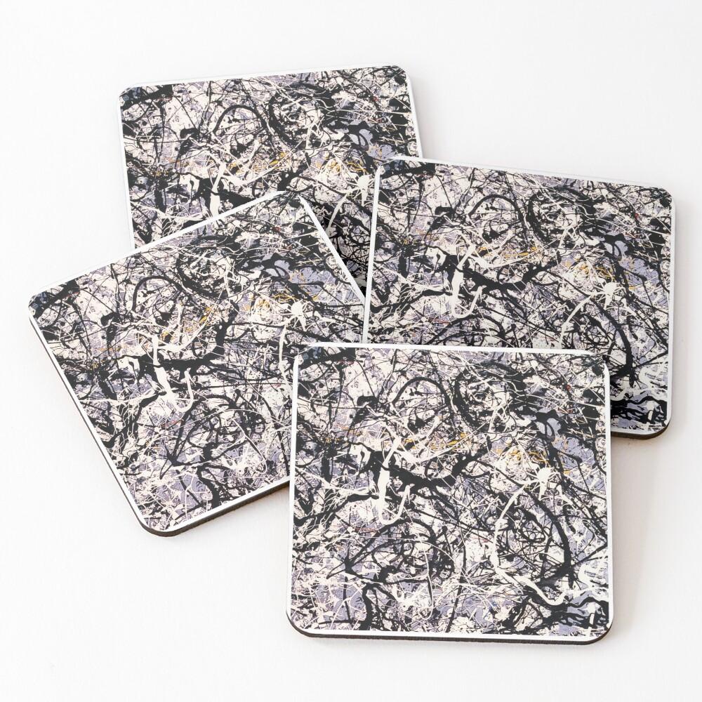 Stone Roses Coasters (Set of 4)
