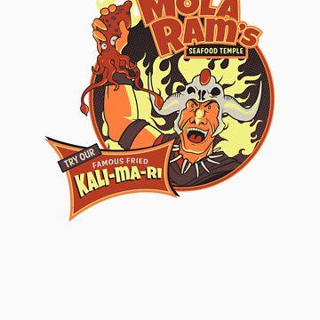 Mola Ram's Kali-ma-ri by studown