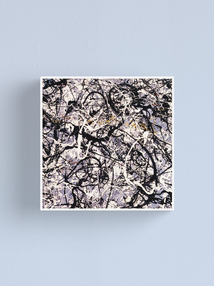Alternate view of Stone Roses Canvas Print