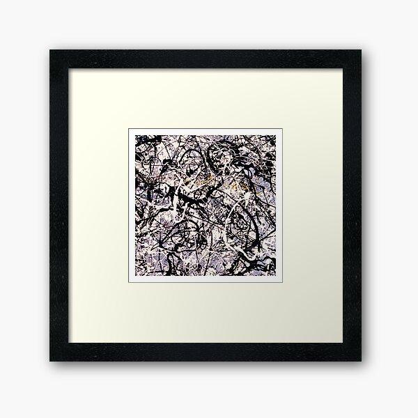 Stone Roses Framed Art Print