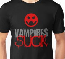 Vampires Suck Unisex T-Shirt