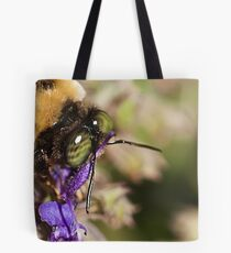 A Bee's eye view,... Tote Bag