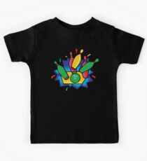 Bowling Abstract Kids Clothes