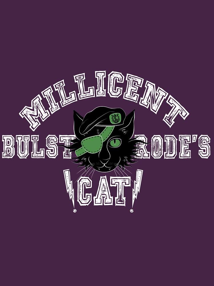 Millicent Bulstrode's Cat by CherryUniverse