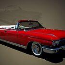 1960 Cadillac Eldorado Convertible by TeeMack
