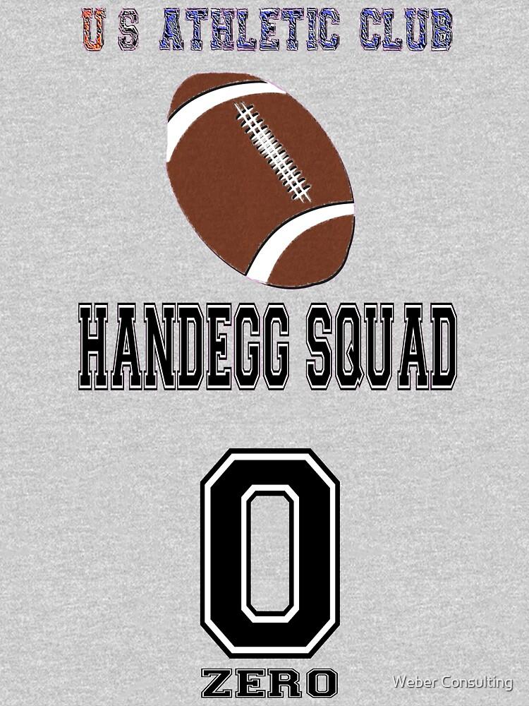 Handegg Squad, US Athletic Club by HalfNote5