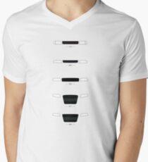 German Sedans (B8, B7, B6, B5, 4C) simple front end design T-Shirt