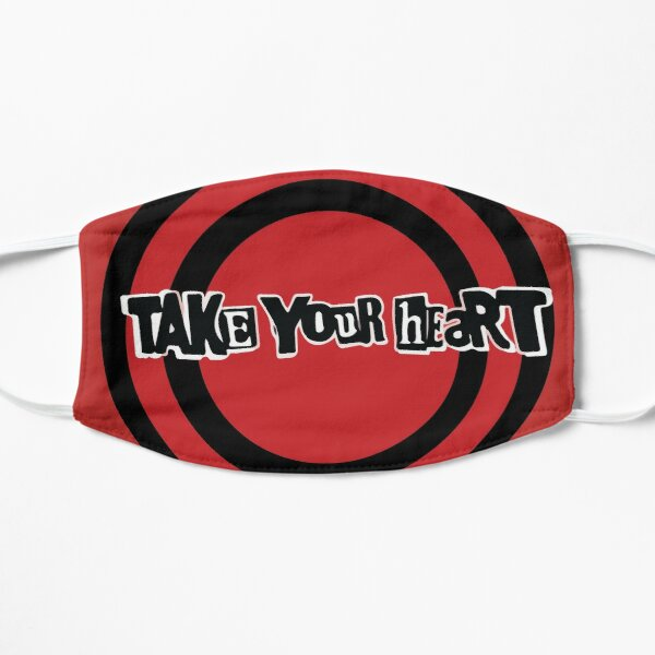 """""""Take Your Heart"""" Calling Card Mask"""