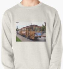 San Francisco Cable Car Pullover