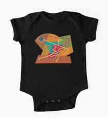 Abstract Bowling Kids Clothes