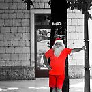 Man In Red by fg-ottico