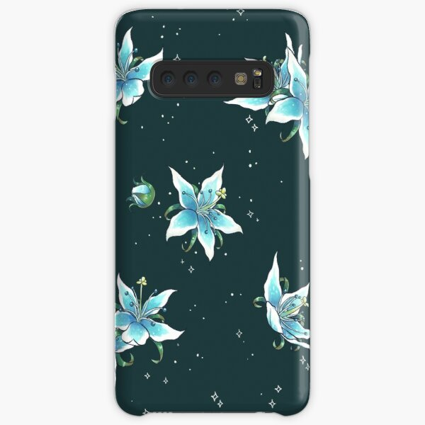 Silent Princess pattern Samsung Galaxy Snap Case
