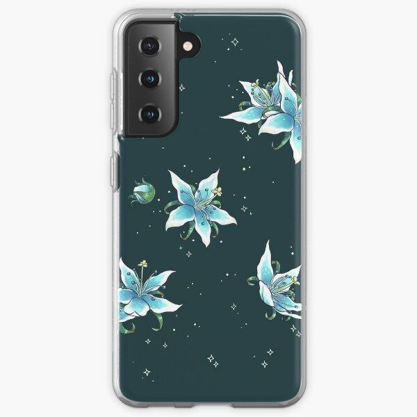 Silent Princess pattern Samsung Galaxy Soft Case