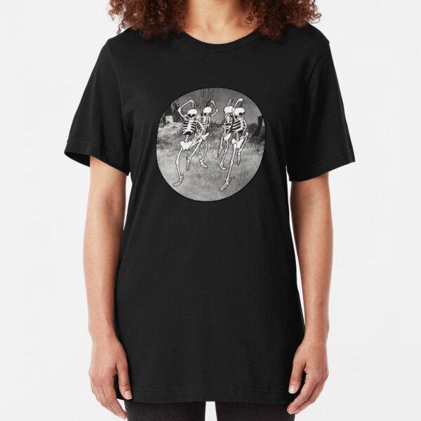 Dance like it's Halloween! Slim Fit T-Shirt