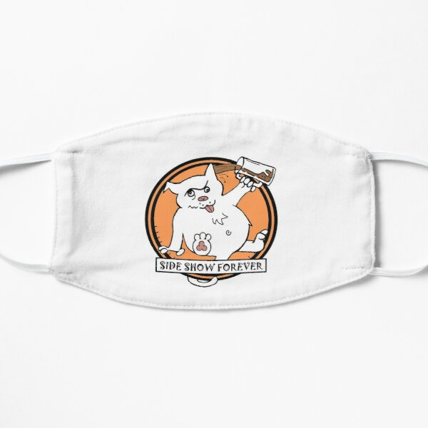 SIDE SHOW ORANGE Mask