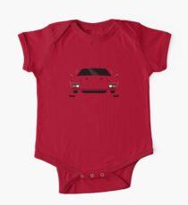 Italian supercar simplistic front end design Kids Clothes