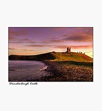 Dunstanburgh Photographic Print