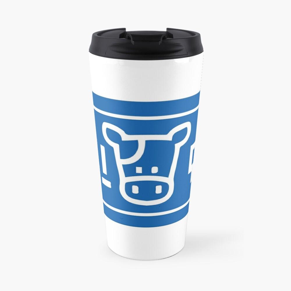 Lon Lon Milk Travel Mug
