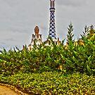 Guell Park by Phillip S. Vullo Jr.