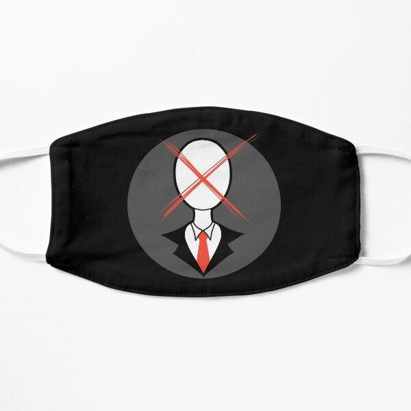 Being Cross I Flat Mask