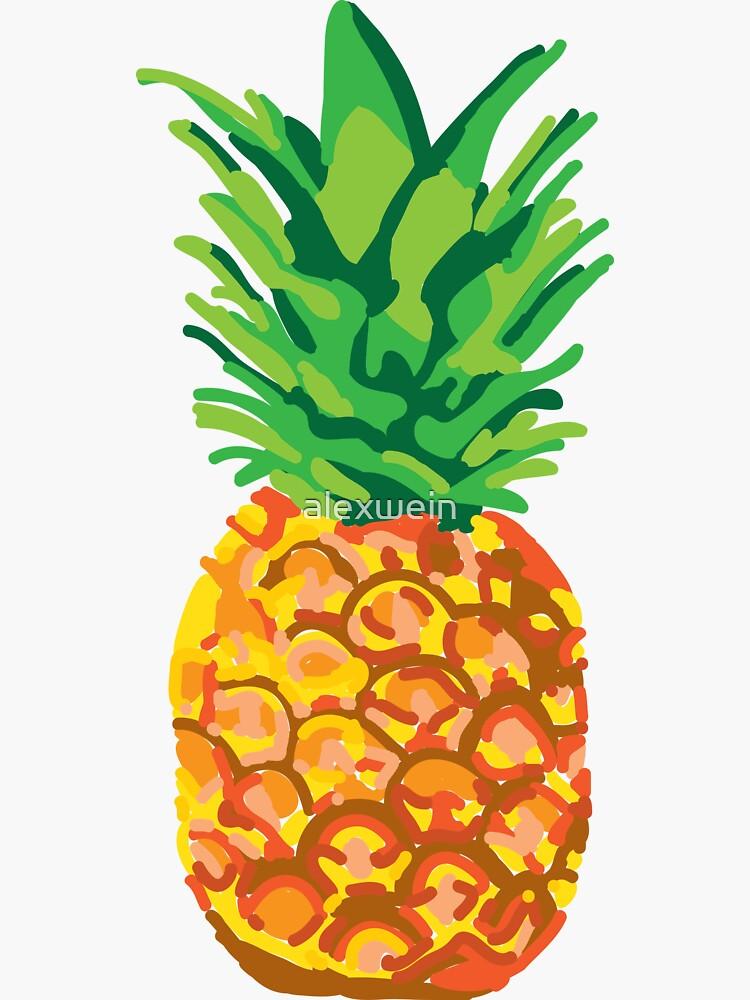 Ananas von alexwein