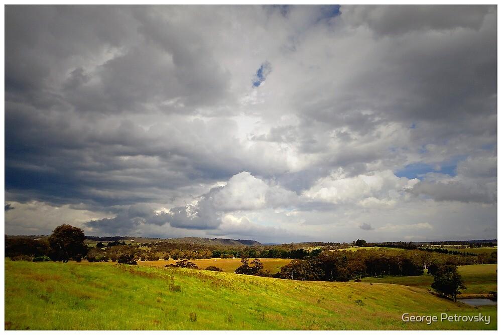 Southern Highlands Storms by George Petrovsky