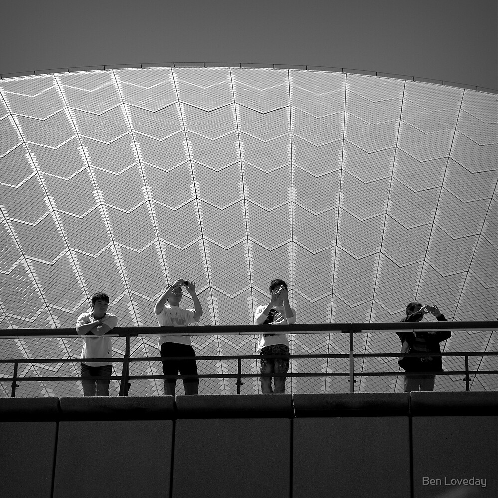 The Snappers by Ben Loveday
