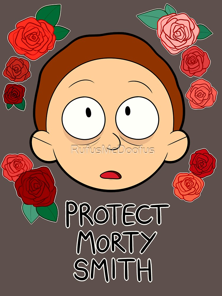 Protect Morty Smith | Unisex T-Shirt