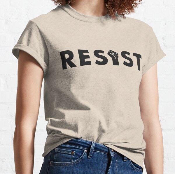 Resist (Fist) Classic T-Shirt
