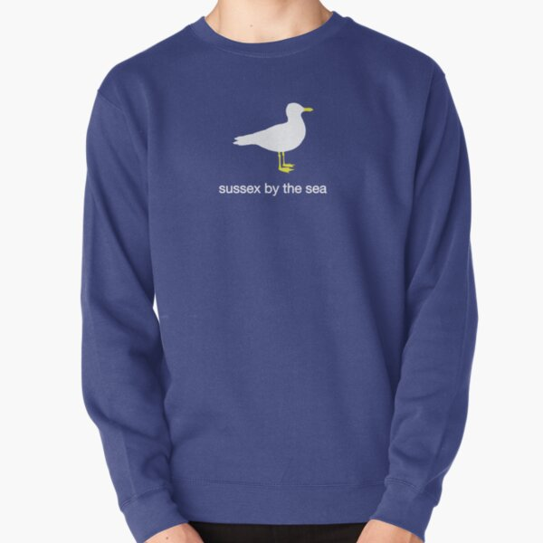 Sussex by the Sea Pullover Sweatshirt
