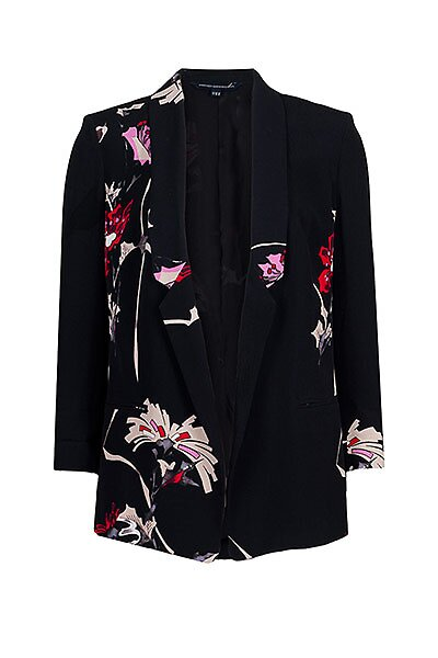 Primodels Review-Get the look with black Floral by primodels