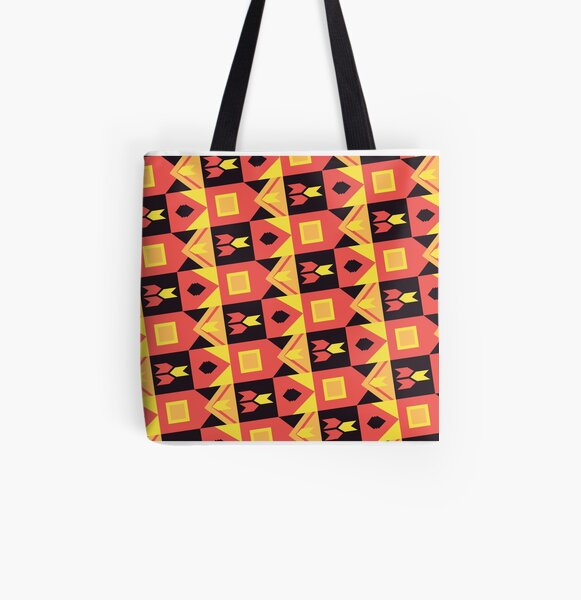 Lemoboy Tribal Print African Pattern Backpack for School