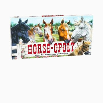 Horseopoly by StudentXDesigns