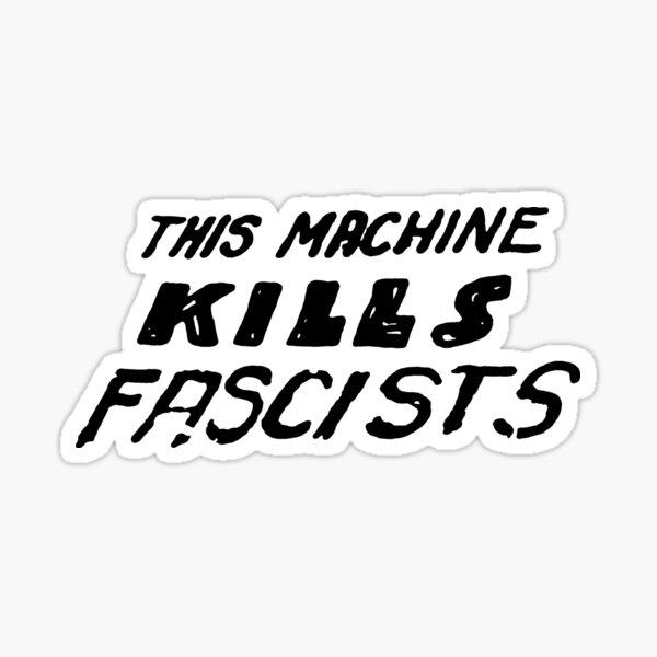Neo-Guthrie Sticker