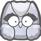 Lucky Owl Silver by TinySkye