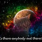 Is there anybody out there? by Michael Taggart