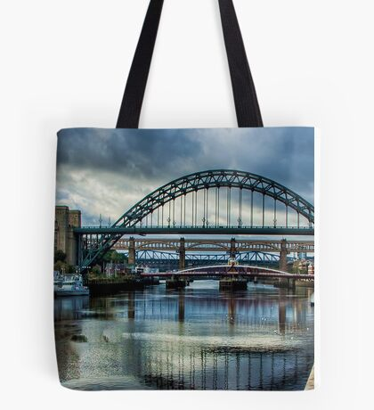 Along The Quayside Tote Bag