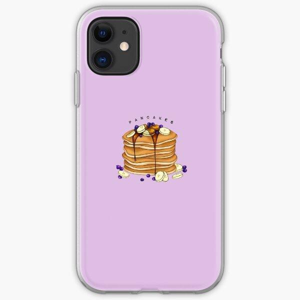 Pancakes iPhone Soft Case