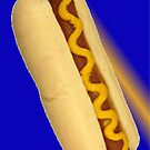 hot and dog is the mountain by hotdog