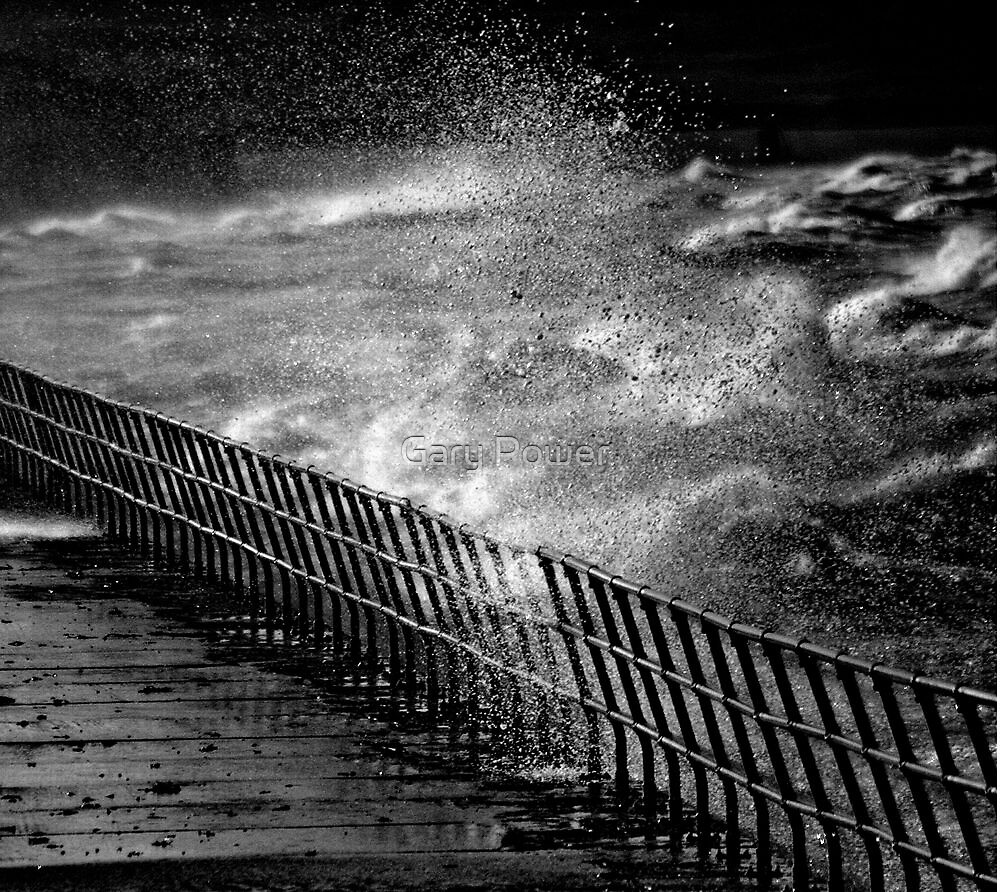 Storms of St Ouen by Gary Power