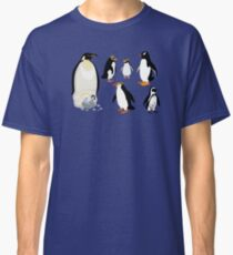 I Am Thankful For Penguins Classic T-Shirt