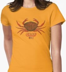 CRAF Womens Fitted T-Shirt
