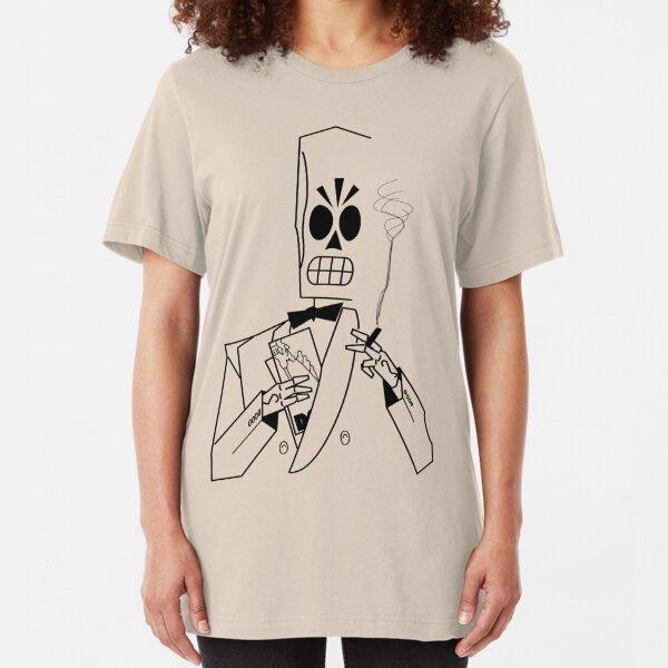Fading Memory Slim Fit T-Shirt