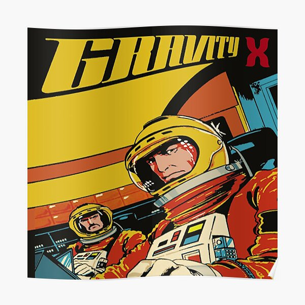 Truckfighters - Gravity X Poster