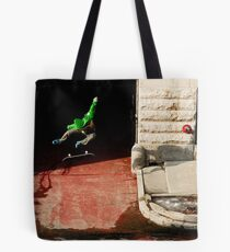 Neen Williams- Kick Flip- photo Ely Phillips Tote Bag