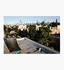 Tucker Phillips - BS Boneless- photo Ely Phillips Photographic Print