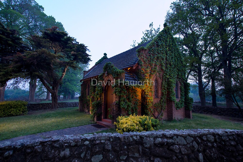 The Little Chapel by David Haworth