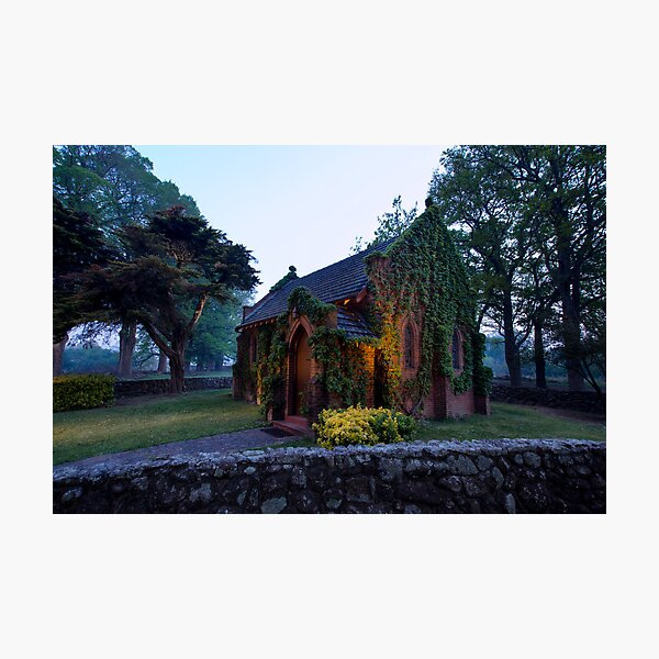 The Little Chapel Photographic Print