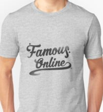 Famous Online T-Shirt